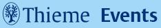 Thieme Events